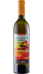 "Вино Chitoni, ""Alazani Valley"" White, 0.75 л"