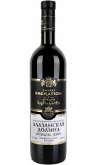 "Вино Eniseli Bagrationi, ""Alazani Valley"" Red, 0.75 л"