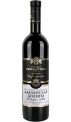 "Вино Eniseli Bagrationi, ""Alazani Valley"" Red, 0.75 л"