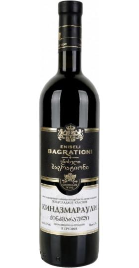 Вино Eniseli Bagrationi, Kindzmarauli, 0.75 л