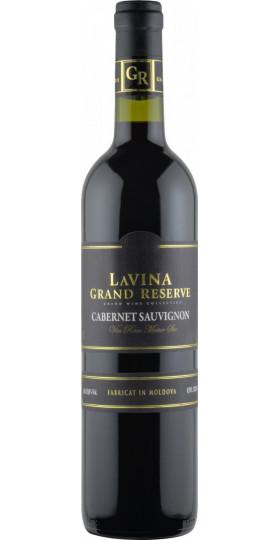 """Вино """"Lavina Grand Reserve"""" Cabernet Sauvignon, 0.75 л"""