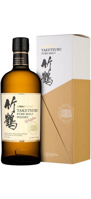 "Виски Nikka, ""Taketsuru"" Pure Malt, gift box, 0.7 л"
