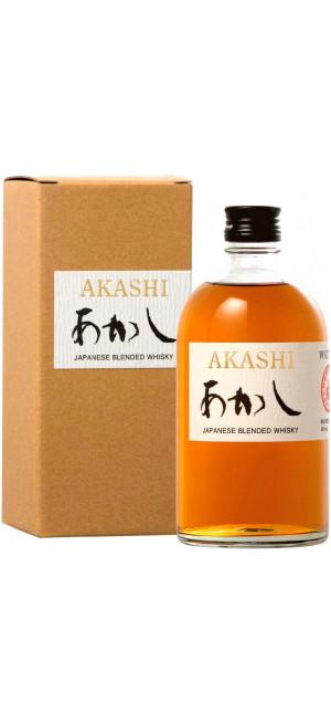 """Виски """"Akashi"""" Blended, gift box, 0.5 л"""