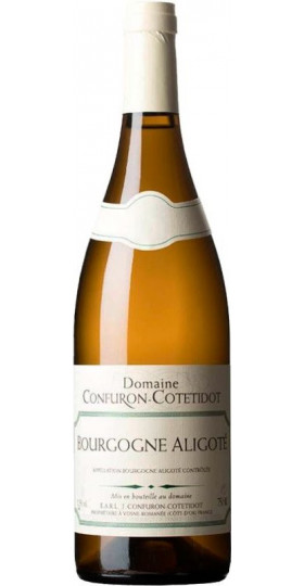 Вино Domaine Confuron-Cotetidot, Bourgogne AOC Aligote, 2017, 0.75 л