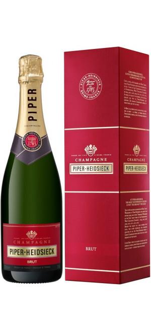 Шампанское Piper-Heidsieck, Brut, gift box, 0.75 л