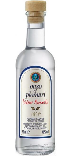 Водка Isidoros Arvanitis, Ouzo Plomari, 50 мл