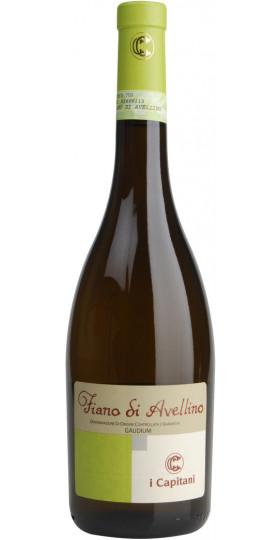 "Вино I Capitani, ""Gaudium"" Fiano di Avellino DOCG, 0.75 л"