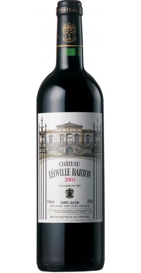 Вино Chateau Leoville Barton, Saint-Julien AOC, 2014, 0.75 л