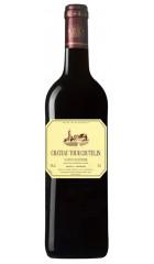 Вино Chateau Tour Coutelin, Saint-Estephe AOC, 2014, 0.75 л