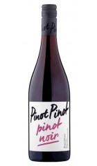 Вино PinotPinot Pinot Noir, 2018, 0.75 л