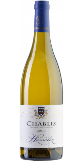 Вино Thierry Hamelin, Chablis, 2018, 0.75 л
