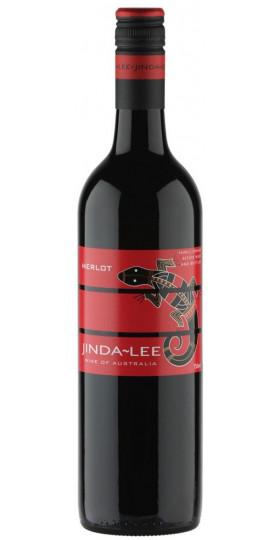 "Вино ""Jinda-Lee"" Merlot, 2017, 0.75 л"