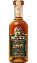 """Ликер """"Царская"""" Кедровая на Травах, 0.5 л"""
