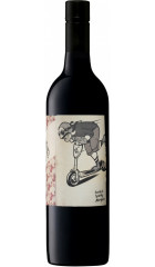 "Вино Mollydooker, ""Two Left Feet"" Shiraz-Cabernet-Merlot, 2018, 0.75 л"