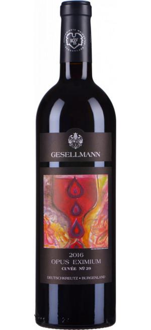 "Вино Gesellmann, ""Opus Eximium"" Cuvee №29, 2016, 0.75 л"
