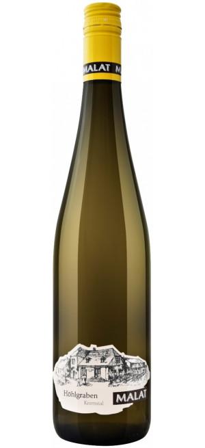 """Вино Malat, Gruner Veltliner """"Hohlgraben"""", 2017, 0.75 л"""