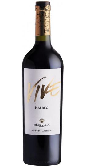 "Вино Alta Vista, ""Vive"" Malbec, 2019, 0.75 л"