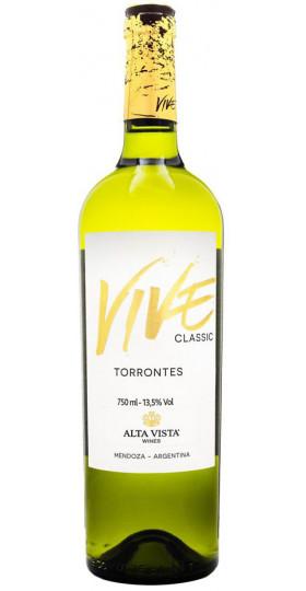 "Вино Alta Vista, ""Vive"" Torrontes, 2018, 0.75 л"