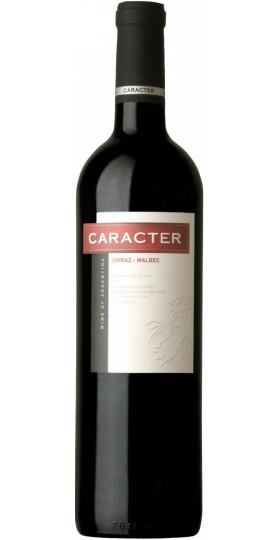 "Вино ""Caracter"" Shiraz-Malbec, 2019, 0.75 л"