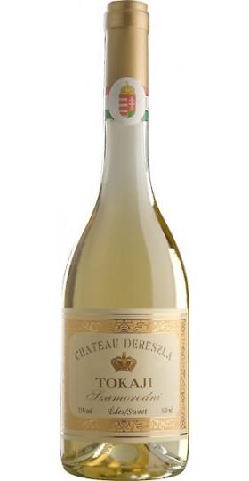 "Вино Chateau Dereszla, ""Tokaji Szamorodni"" Sweet, 2013, 0.5 л"
