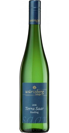 """Вино Wurtzberg, """"Terra Saar"""" Riesling, 2016, 0.75 л"""