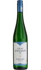 """Вино """"Graf Johann IV"""" Riesling Trocken, Rheingau, 2019, 0.75 л"""