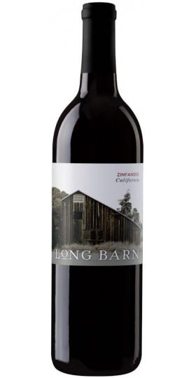 Вино, Fior di Sole, Вино Fior di Sole Long Barn Zinfandel, 2017, 0.75 л