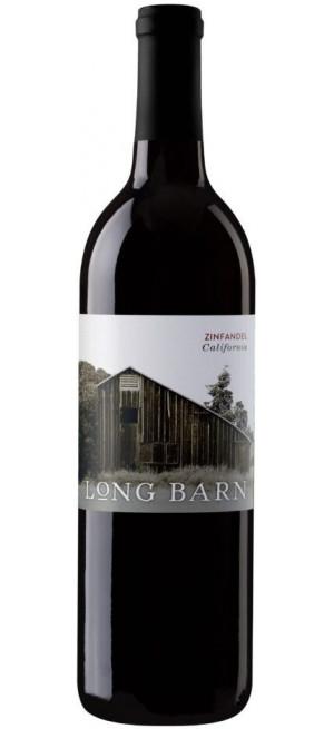 Вино Long Barn Zinfandel, 2017, 0.75 л