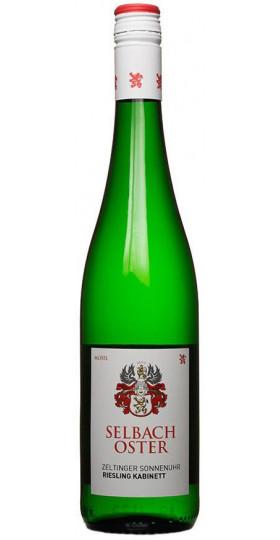 Вино Selbach-Oster, Zeltinger Sonnenuhr Riesling Kabinett Trocken, 2016, 0.75 л