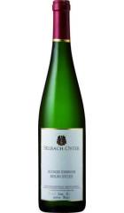 """Вино Selbach-Oster, """"Zeltinger Sonnenuhr"""" Riesling Spatlese, 2008, 0.75 л"""