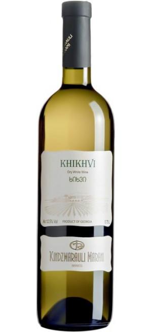 Вино Kindzmarauli Marani, Khikhvi, 2016, 0.75 л