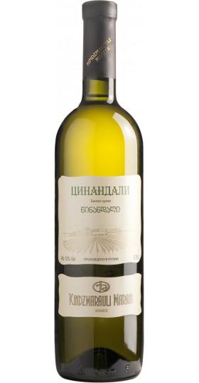 Вино Kindzmarauli Marani, Tsinandali, 0.75 л