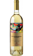 "Вино Kakhuri Gvinis Marani, ""Winemaker's Reserve"" Alazani Valley White, 0.75 л"