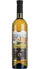 """Вино """"Метехи"""" Алазанская Долина белое, 0.75 л"""