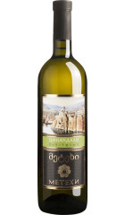 """Вино """"Метехи"""" Цинандали, 2017, 0.75 л"""