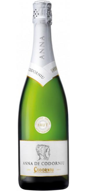 "Игристое вино Cava ""Anna de Codorniu"" Brut, 0.2 л"