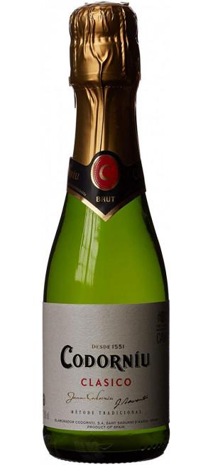 "Игристое вино ""Codorniu"" Clasico Brut, 200 мл"
