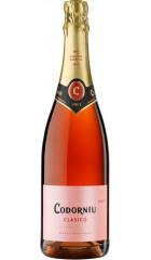"""Игристое вино """"Codorniu"""" Clasico Brut Rose, 0.75 л"""