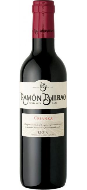 Вино Bodegas Ramon Bilbao, Crianza, Rioja DOC, 2016, 375 мл