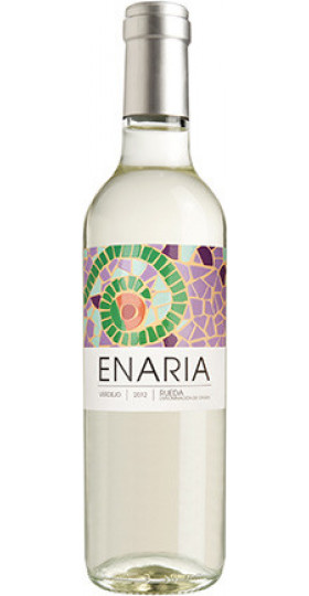 "Вино Bodegas Ramon Bilbao, ""Enaria"", Rueda DO, 2018, 375 мл"