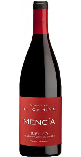 """Вино Martin Codax, """"Musica en El Camino"""" Mencia, Bierzo DO, 2018, 0.75 л"""