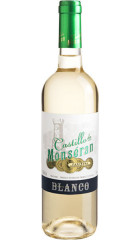 "Вино Bodegas San Valero, ""Castillo de Monseran"" Blanco, Carinena DO, 2018, 0.75 л"
