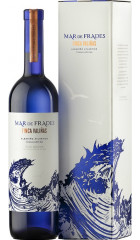 """Вино """"Mar de Frades"""" Finca Valinas Albarino Atlantico Crianza Sobre Lias, Rias Baixas DO, 2015, gift box, 0.75 л"""