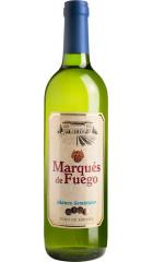 """Вино """"Marques de Fuego"""" Blanco Semidulce, 0.75 л"""