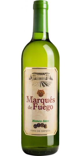 """Вино """"Marques de Fuego"""" Blanco Seco, 0.75 л"""