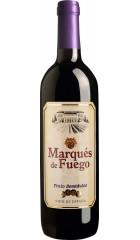 "Вино ""Marques de Fuego"" Tinto Semidulce, 0.75 л"