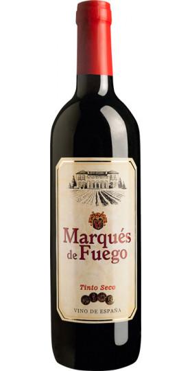 "Вино ""Marques de Fuego"" Tinto Seco, 0.75 л"