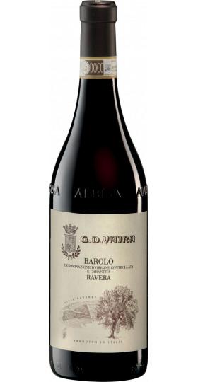 "Вино G.D.Vajra, Barolo ""Ravera"" DOCG, 2015, 0.75 л"