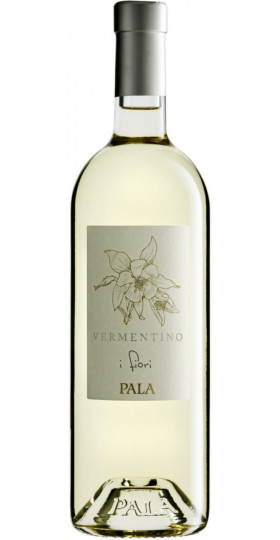"Вино Pala, ""I Fiori"" Vermentino DOC, 2018, 0.75 л"