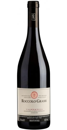 Вино Roccolo Grassi, Amarone della Valpolicella DOC, 2015, 0.75 л